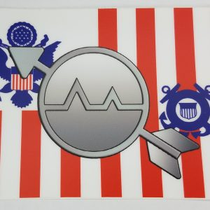Operations Specialist uscg sticker - coast guard
