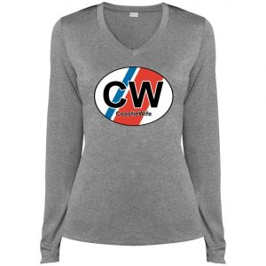 Coastie Wife Oval USCG tshirt