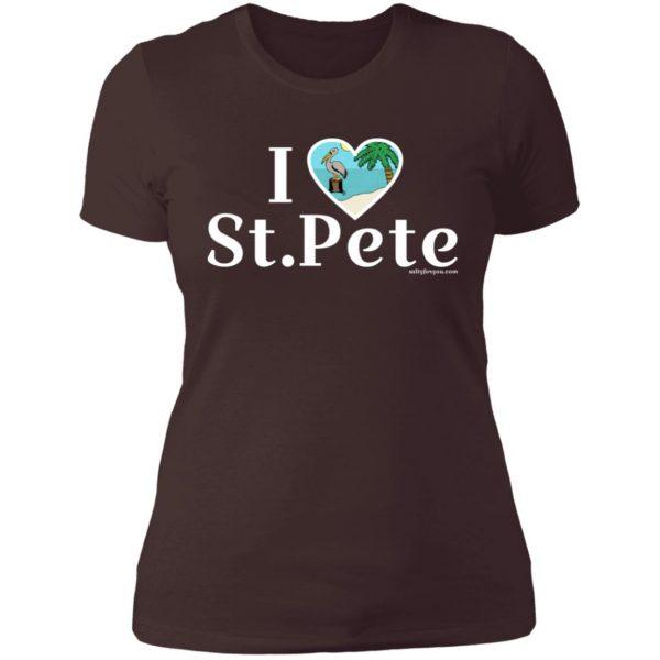 women I love st.pete tshirt