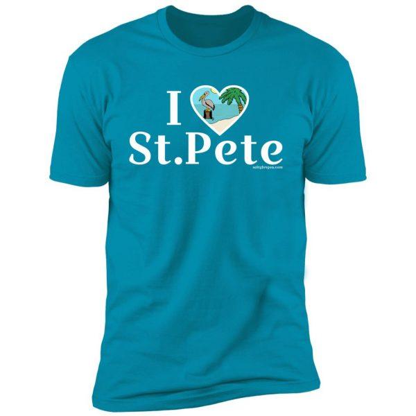 I love st.pete tshirt