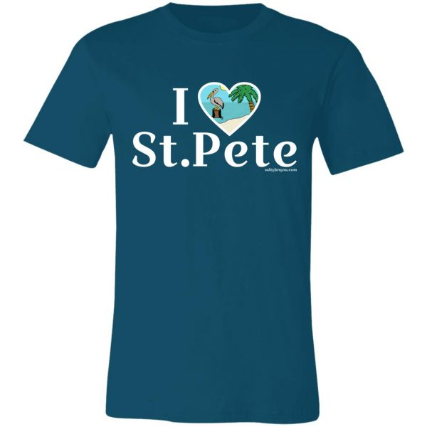 I love st.pete tshirt