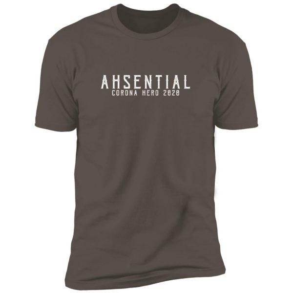 ahsential tshirt covid 19